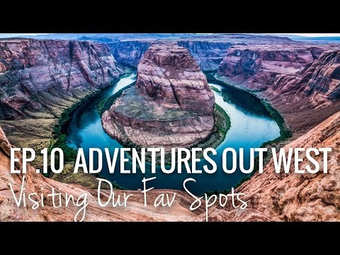 [RV Life & Travel] Ep. 10 Adventures Out West || Durango, Horseshoe Bend & Swimming Holes in Oregon