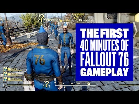 Fallout 76 release time and everything we know • Eurogamer net