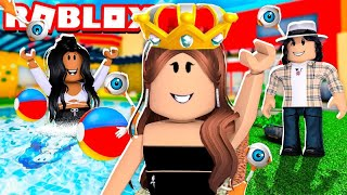 OS FINALISTAS DO BBB 21 INVADIRAM O ROBLOX!!😱 (Big Blox)