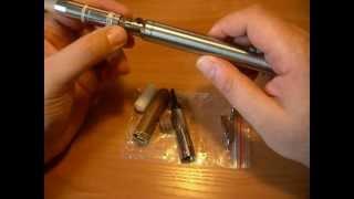 Видео обзор обслуживаемого атомайзера Rifle М14-701SS