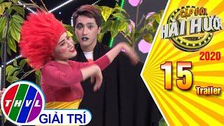 Cặp đôi hài hước Mùa 3 - Tập 15 | Trailer