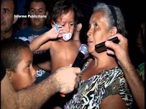 TV Chapdinha: Prefeita Ducilene Belezinha inaugura a rua 7 de Setembro