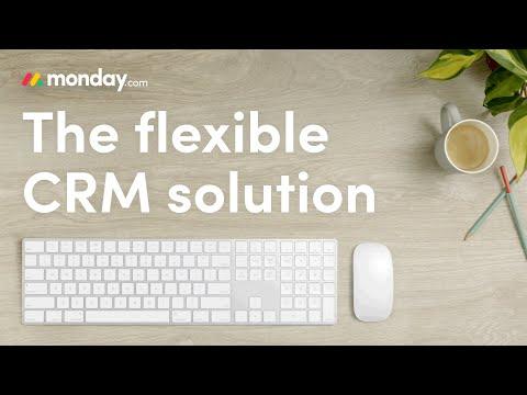 More than a CRM | monday.com