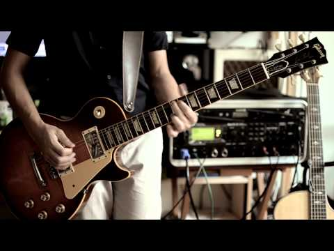 Planetshakers - Put Your Hands Up - Gibson Les Paul Classic Plus - Fractal Audio Axe Fx II