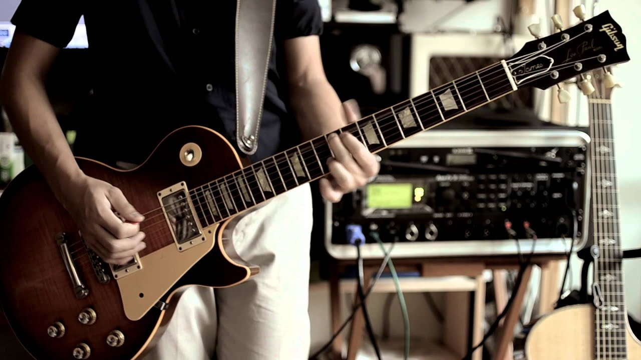 planetshakers put your hands up gibson les paul classic plus