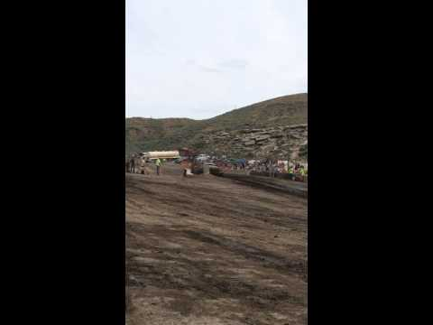 2015 superior wyoming mud bog