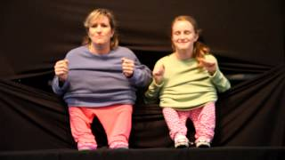 Repeat youtube video Little People Skit HB Family Camp