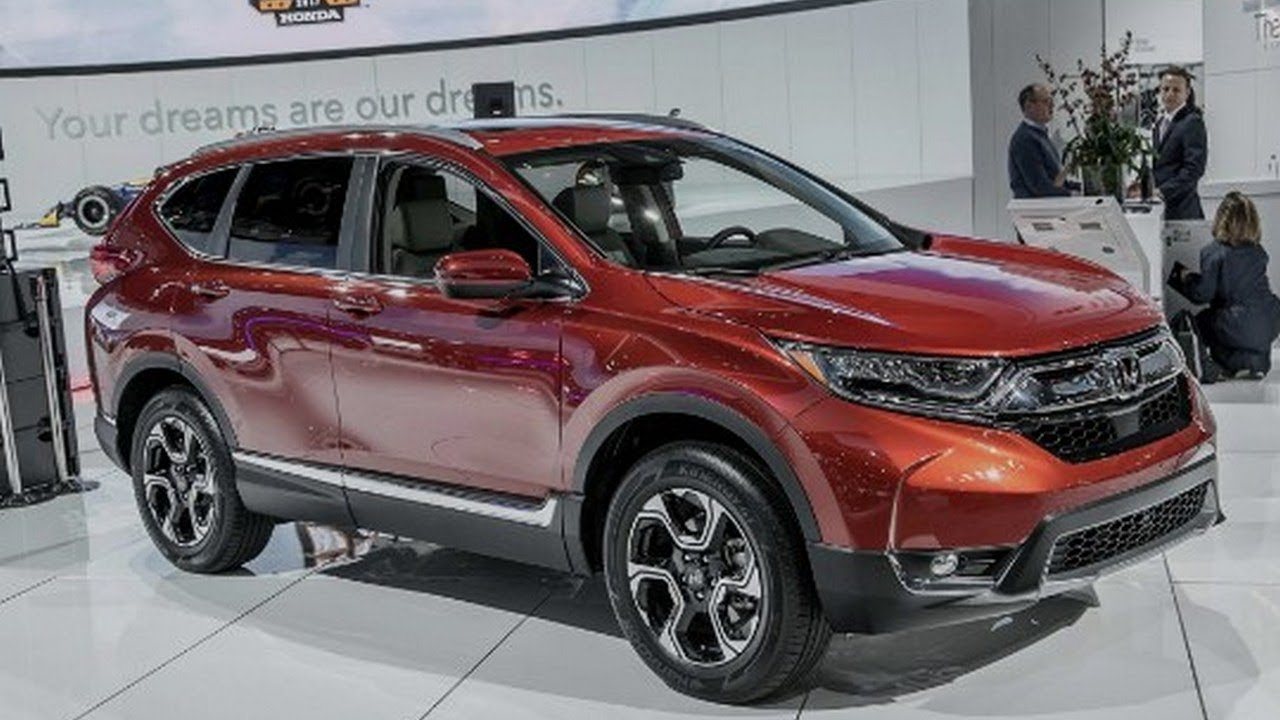 2020 Honda Cr V Best Review Exotic Cars Youtube