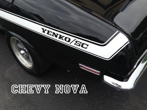 Chevy Nova Yenko S/C