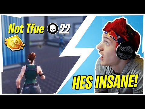 NINJA DIES AND SPECTATES TFUE! *AMAZED*