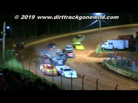 602 Sportsman @ Toccoa Raceway April 27th 2019
