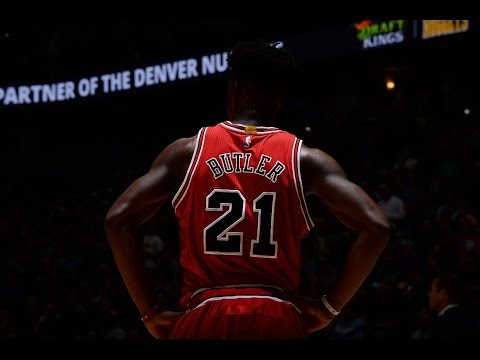 Mini-Mix #19: Jimmy Butler Serving Buckets For The Bulls