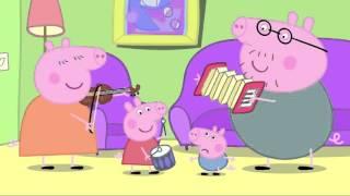 Свинка Пеппа играет Рамштайн