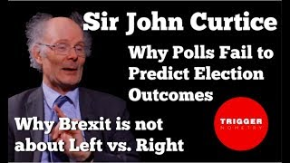 Sir John Curtice on What the Polls Tell Us About Brexit