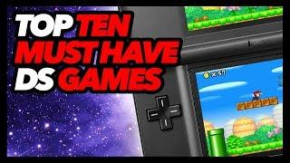 Top Ten Must Have Nintendo Ds Games