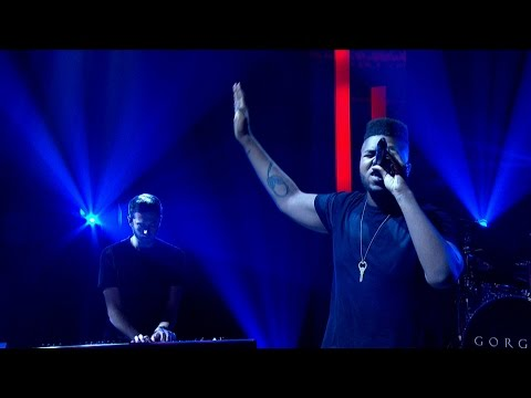 Gorgon City feat. MNEK - Ready For Your Love - Later... with Jools Holland - BBC Two