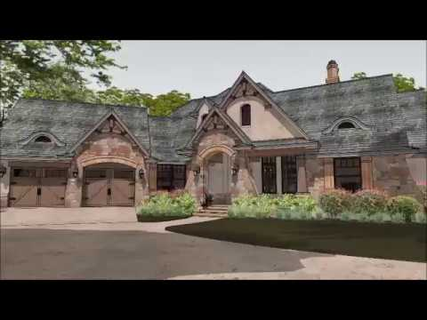 architecture floor plans architectural designs house plan 16896wg virtual tour youtube 662