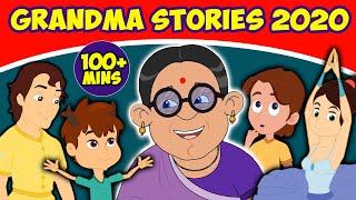GRANDMA STORIES 2020  Fairy Tales In English   Bedtime Stories   English Cartoons   Fairy Tales