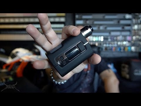 Cash Grab Or Concrete Slab?' | Wotofo Dyadic Dual Battery Squonk Review