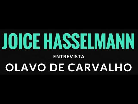 Joice Hasselmann entrevista Olavo de Carvalho