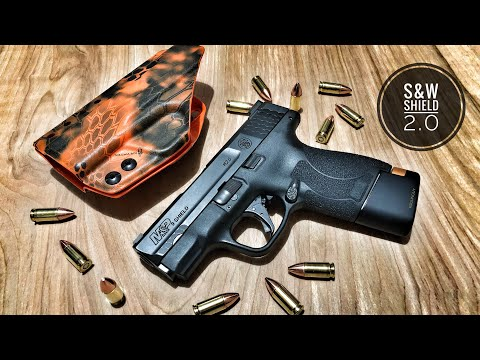 Smith & Wesson Shield 2.0 - Is It Still Worth Carrying?