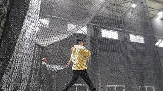 야구초보의 타격영상2/a batting video of a baseball amateur2