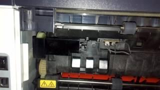 замена печки Kyocera FS-4200