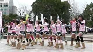 2012.02.26東京マラソン応援ステージin芝公園.