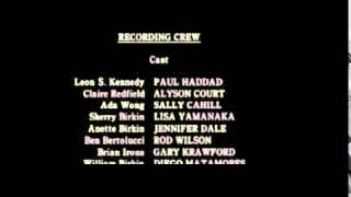 Resident Evil 2 - Credit Line (Ending Theme) (Playstation Video Game Music) - User video
