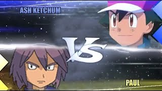 Pokemon Omega Ruby & Alpha Sapphire [ORAS]: Ash Vs Paul