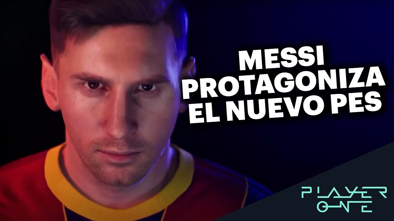 La vida de Messi, en el trailer de lanzamiento de PES 2021 | Player One
