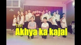 Teri Akhya Ka Yo Kajal Dance Choreography by Prayas Godha