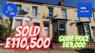 🔥 SOLD SOLD SOLD 🔥40 Ling Street L7 2QF - WRB Auctions