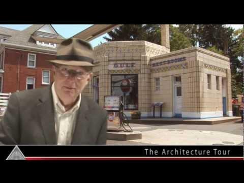 5 - Art Deco - The Architecture Tour