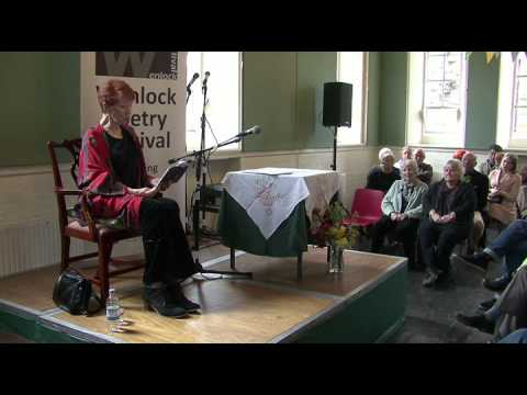 Wenlock Poetry Festival: Carole Boyd reads the festival anthology