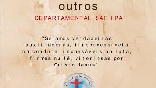 Departamental da SAF (22/08/2020)