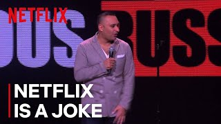 Video Russell Peters: Notorious - Tattoo | Netflix Is A Joke | Netflix download MP3, 3GP, MP4, WEBM, AVI, FLV Juni 2018
