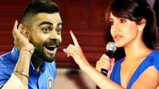 Anushka Sharma Warns Virat Kohli To Not Shave Off His Beard