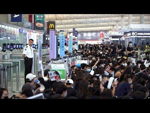 VOA连线(海彦):香港抗争局势最新发展