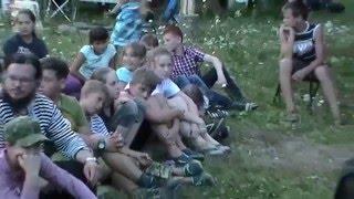 Православный слет молодежи Кар-Калининск 2015г.