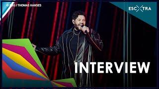 INTERVIEW: James Newman (United Kingdom 2021) // ESCXTRA