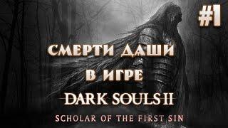 Веселые смерти Даши в Dark Souls 2 #1