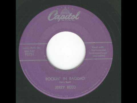 Jerry Reed - Rockin´ In Bagdad