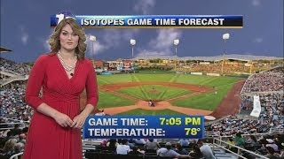 Kassandra's Friday Morning Weather Forecast by KRQE