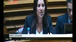 Emília Cerqueira questiona Associação Nacional de Freguesias