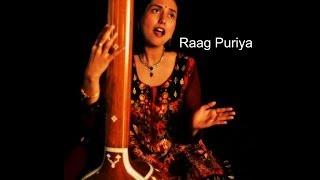 Indian Classical Vocal Raga Puriya