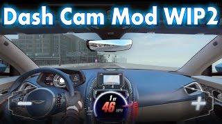 CSR Racing 2 - Dash Cam Mod - WIP2 - Moto X Style Edition