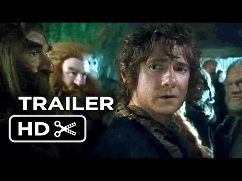 """The Hobbit: The Desolation of Smaug Extended """"Sneak Peek"""" Trailer (2013) - LOTR Movie HD"""