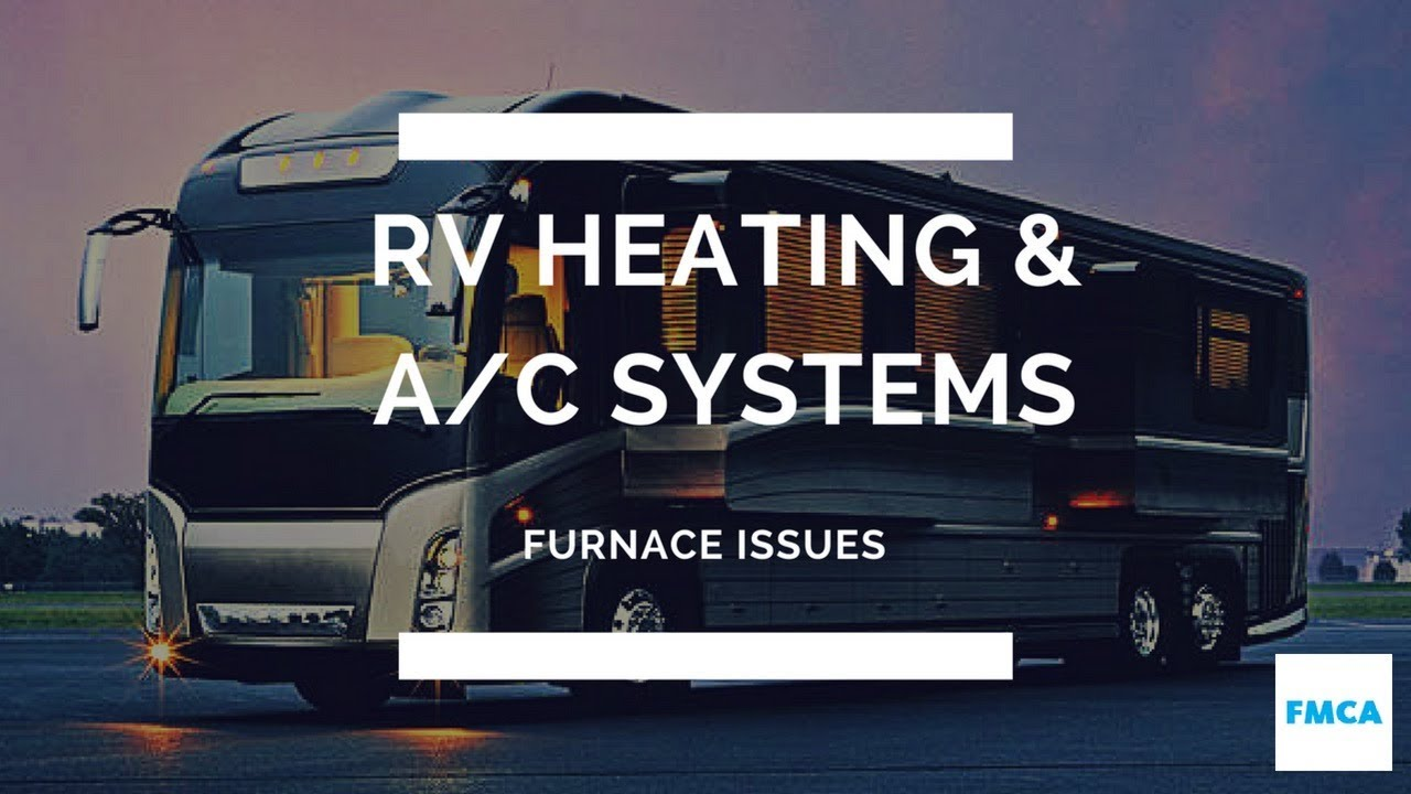 hight resolution of propane furnace not working in motorhome