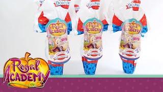 Regal Academy | Scopriamo insieme l'uovo di cioccolato Dolci Preziosi 2018!
